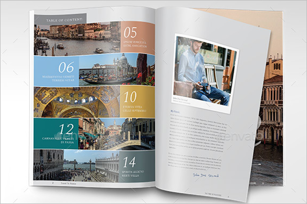Holiday Brochure Venice