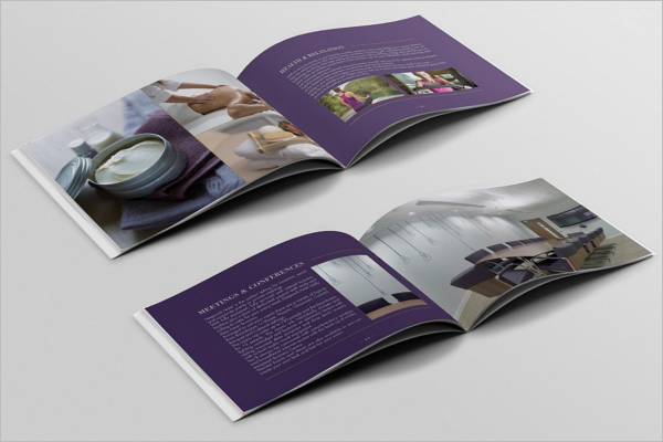 Hotel Photography Brochure