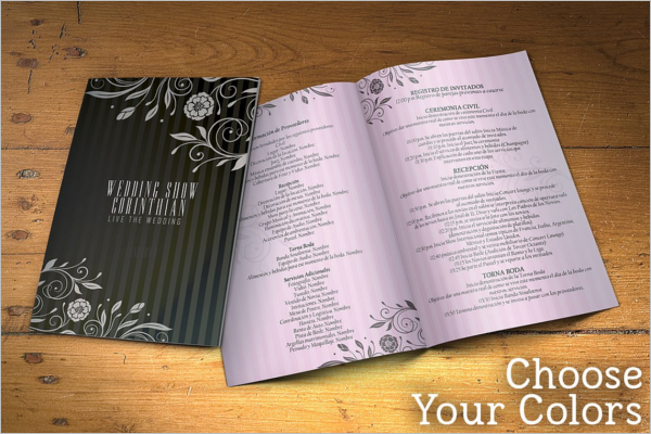 InDesign Event Brochure Template