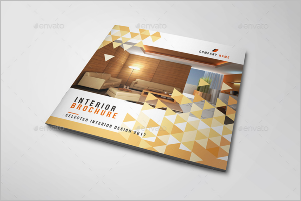 Interior Brochure Template 2017