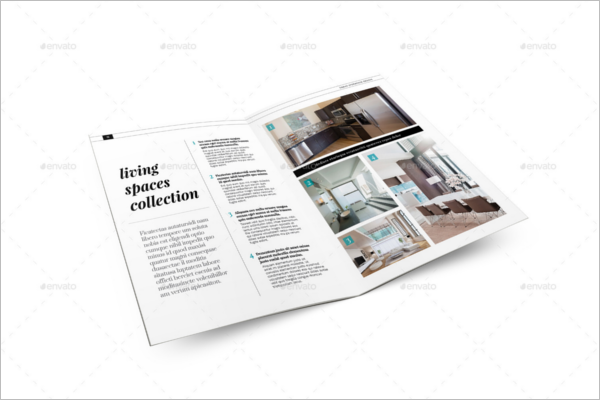 Interior Design Brochure Content