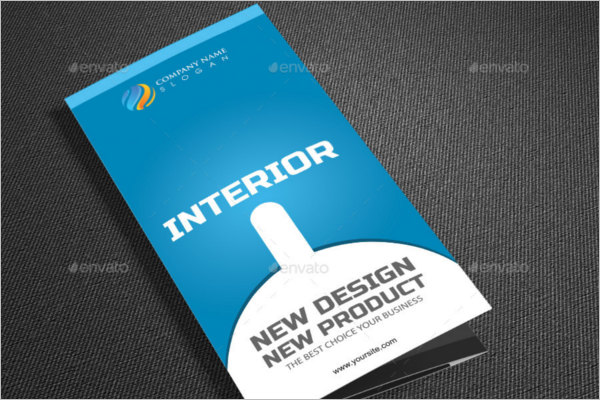Interior Design Brochure Text