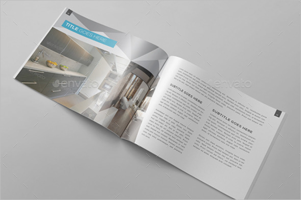 Interior Design Catlog Brochure