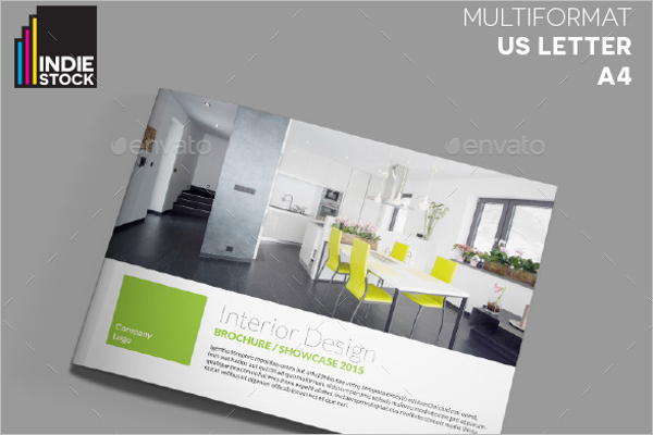 Interior Design idea Brochure