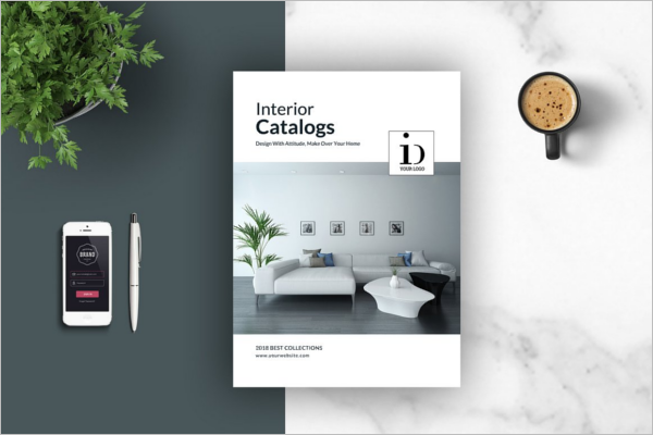 Interior PSD Brochure