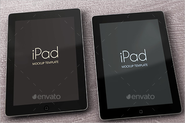 Ipad Display Mockup