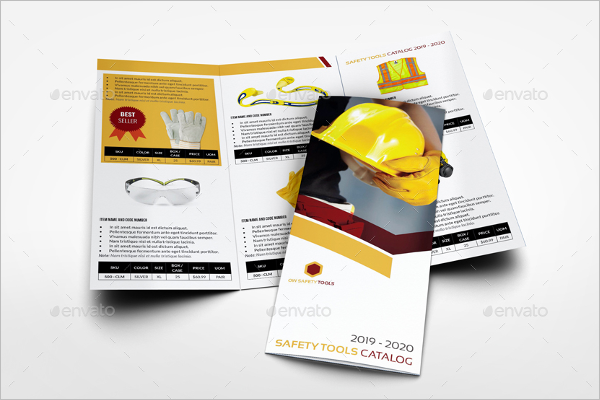 Latest A4 Brochure Template
