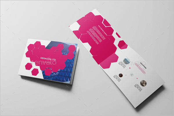 Latest Business Brochure Template
