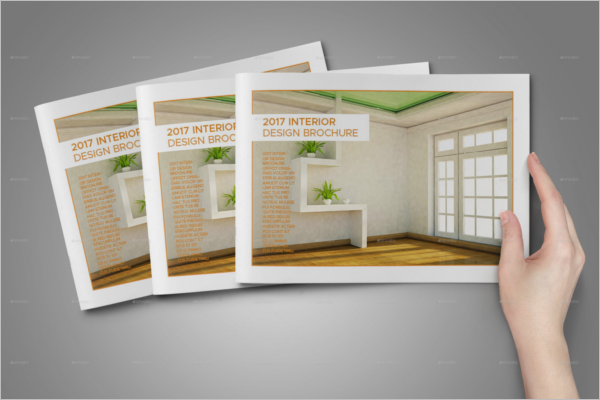 Latest Interior & Exterior Brochure Template