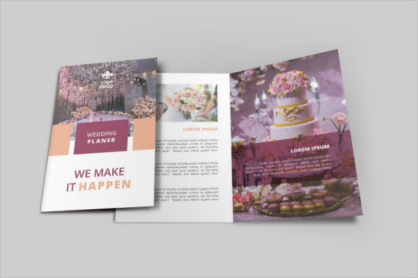 Latest Wedding Brochure Design