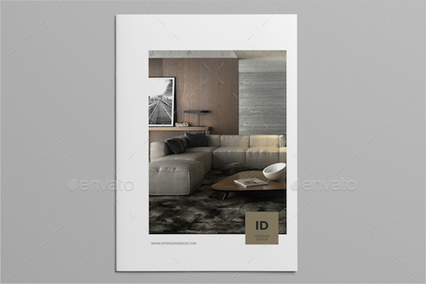 Luxury Interior Design Brochure