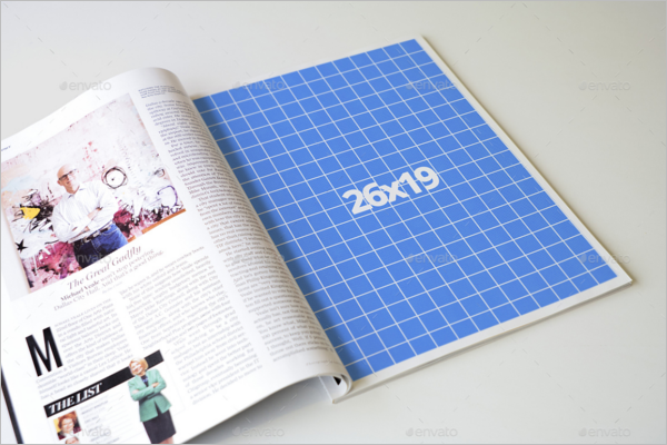 Magazine Advertise Mockup