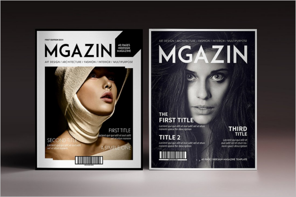 Magazine Brochure Bundle