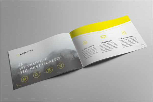 42 Corporate Brochure Templates Free Pdf Vector Design Examples