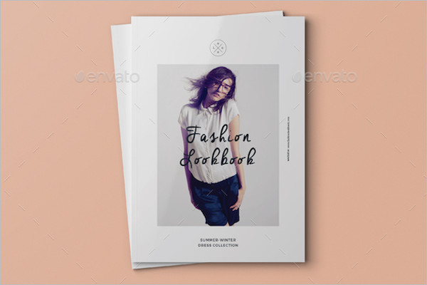 Minimal Fashion Brochure