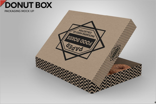 Minimalist Packaging Mockup Design