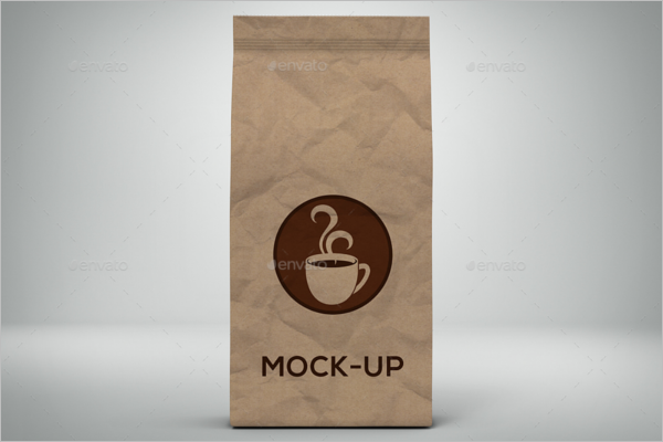 Miscellaneous Paper Bag Mockup Template