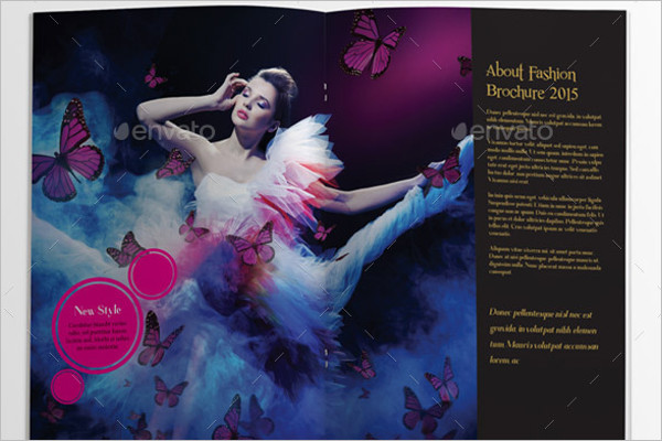 Modern Fashion Brochure