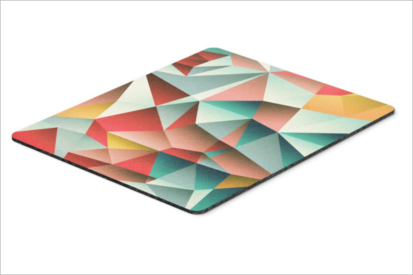 Mouse Pad PSD Design