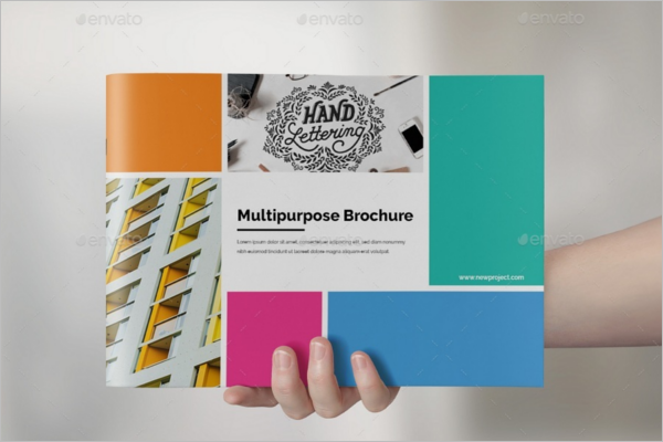 Multipurpose Advertising Brochure