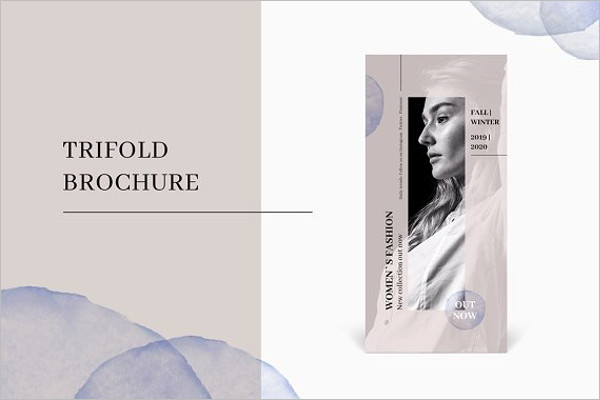 Multipurpose Fashion Brochure