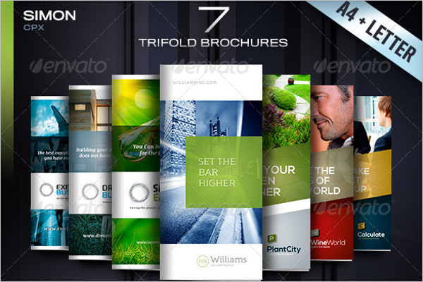 Multipurpose Wine Brochure
