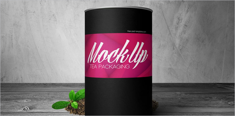 PSD Can Mockups