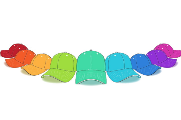 PSD Cap Mockup Collections