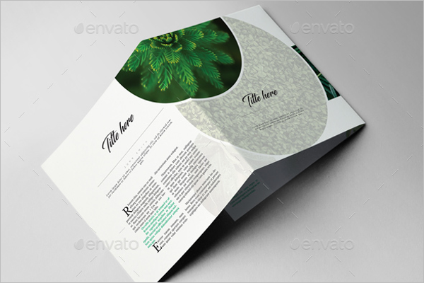 Photobook Brochure Template