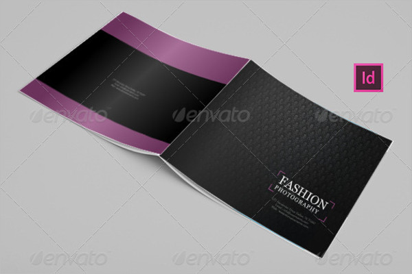 Photographic Fashion Brochure