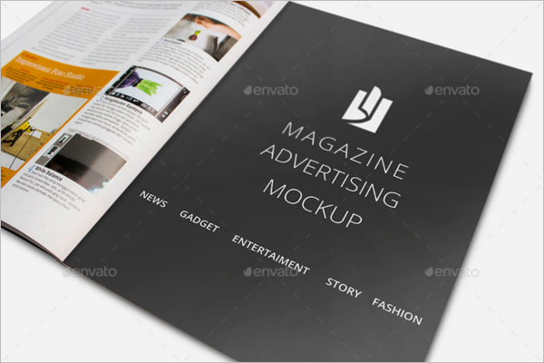 Photography Advertise Mockup