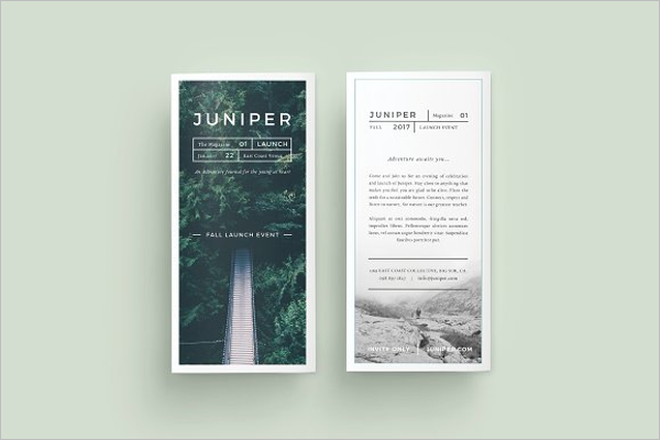 Photography Brochure Design