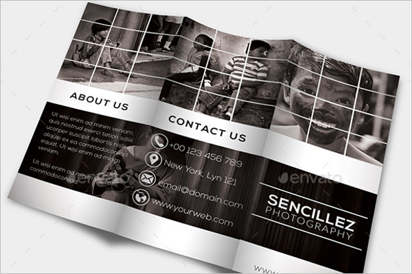 Photography Brochure Services