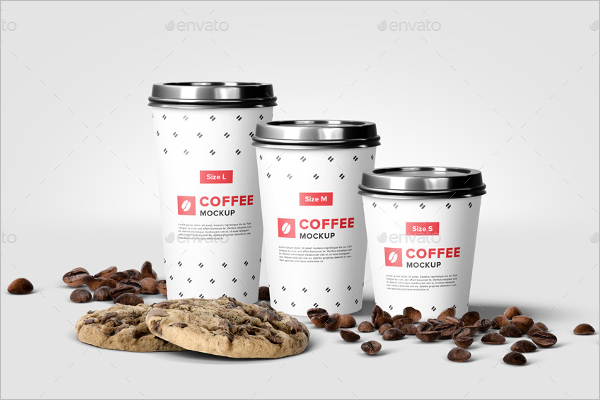 Photoshop Coffee Cup Mockup Design
