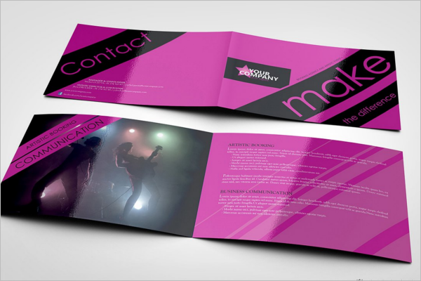 Photoshop Event Brochure Template