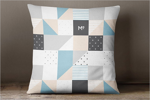 Pillow Mockup Design