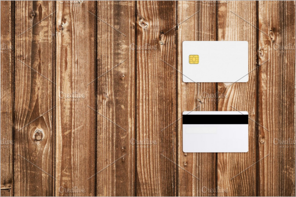 Plan Credit Card Mockup