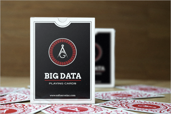 Playing Card Blog Mockup