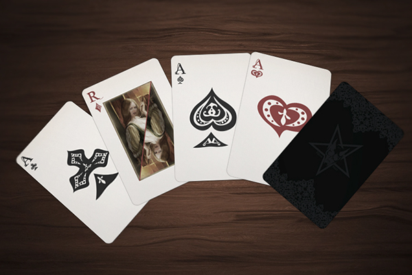 Playing Card Mockup Model