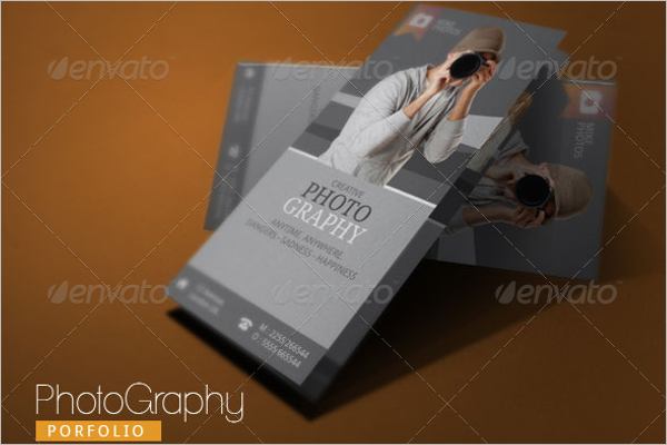 Portfilio Photography Brochure