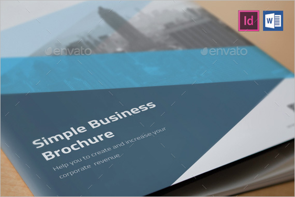 Premium Business Brochure Template