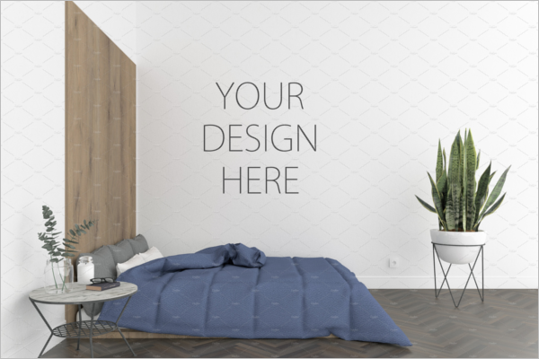 Printable Wall Art Mockup