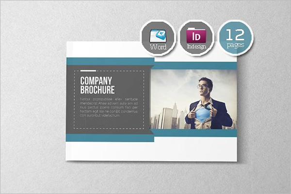 Printable Word Brochure Template