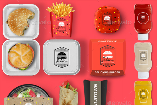 Product Mockup Bundle