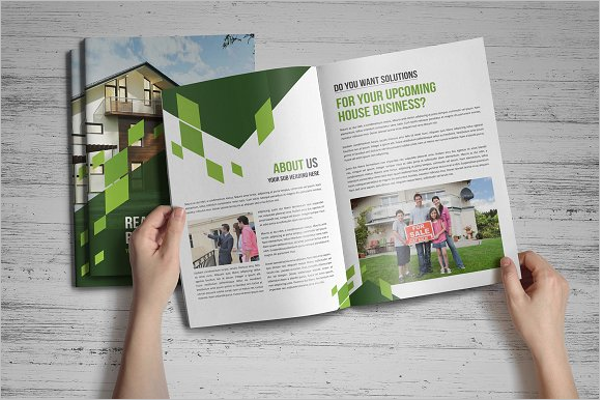Property Advertising Brochure