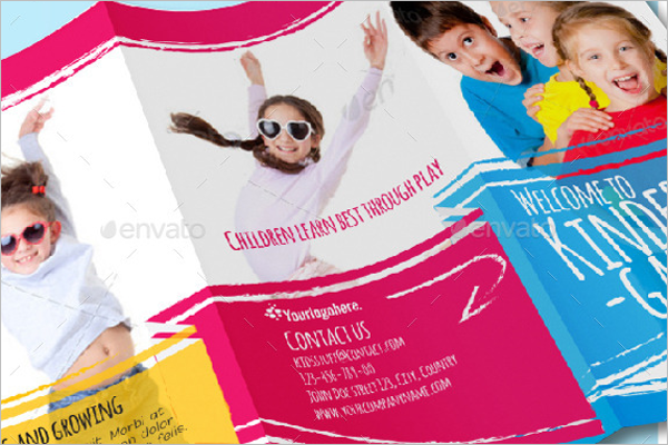 Readiness Kindergarten Brochure