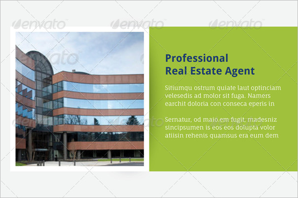 Real Estate Brochure Store Template