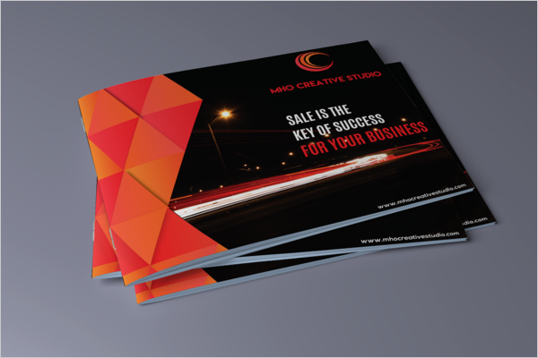 Sample Bifold Brochure Design