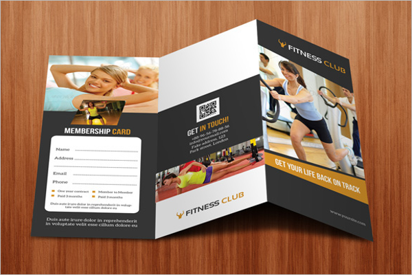 38 Gym Brochure Templates Free Pdf Design Examples