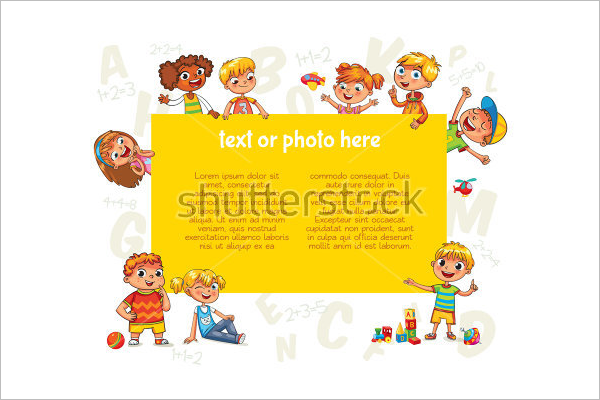 Sample Kindergarten Brochure